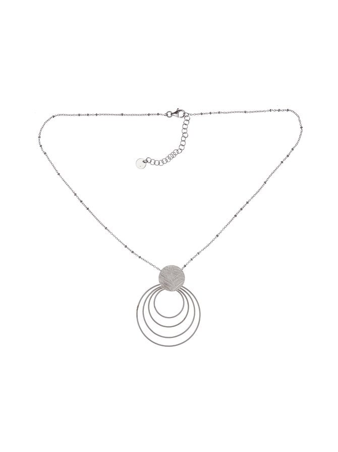 Circle Pendant -kaulakoru