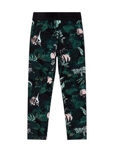KENZO KIDS - Jungle aop -leggingsit - DARK GREEN   Stockmann