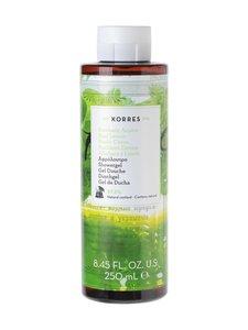 Korres - Basil Lemon -suihkugeeli 250 ml | Stockmann