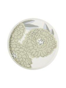 Marimekko - Primavera-lautanen 20 cm - 196 WHITE, GRAY, GREEN | Stockmann