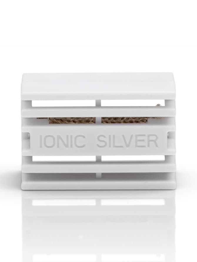 Ionic Silver Cube