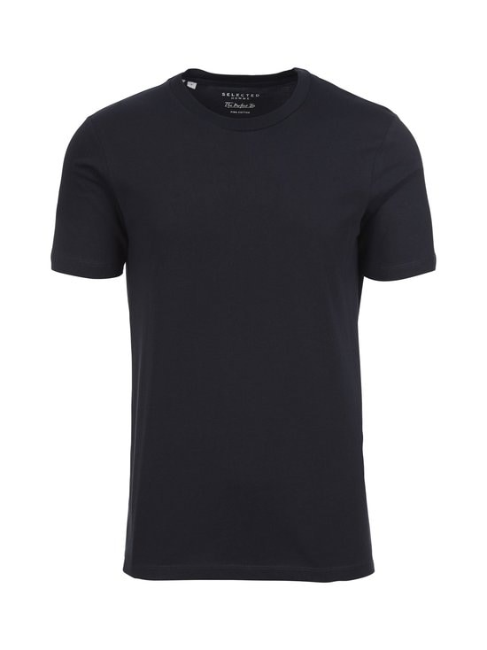 Selected - ShdThe Perfect SS O-Neck -paita - DARK SAPPHIRE (TUMMANSININEN) | Stockmann - photo 1