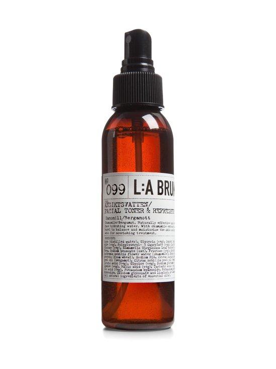 L:A Bruket - No 099 Facial Toner & Refresher Chamomile/Bergamot -kasvovesi 120 ml - NOCOL   Stockmann - photo 1