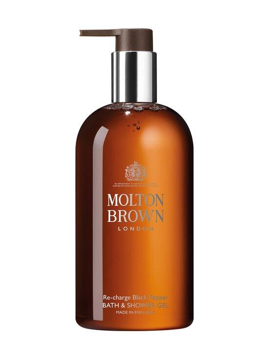 Molton Brown - Re-charge Black Pepper Bath & Shower Gel -suihkugeeli 500 ml - NOCOL | Stockmann - photo 1