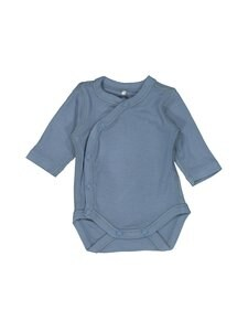 Name It - NbnWanne LS Wrap -body keskosille - CHINA BLUE | Stockmann