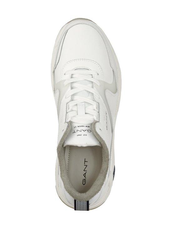 GANT - Nicewill-nahkasneakerit - G20 OFF WHITE | Stockmann - photo 2