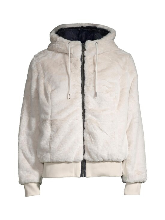 Superdry - Storm Premium -tekoturkistakki - 4YA ANTIQUE CREAM | Stockmann - photo 1