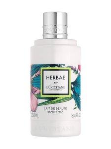 Loccitane - Herbae Body Milk -vartalovoide 250 ml | Stockmann