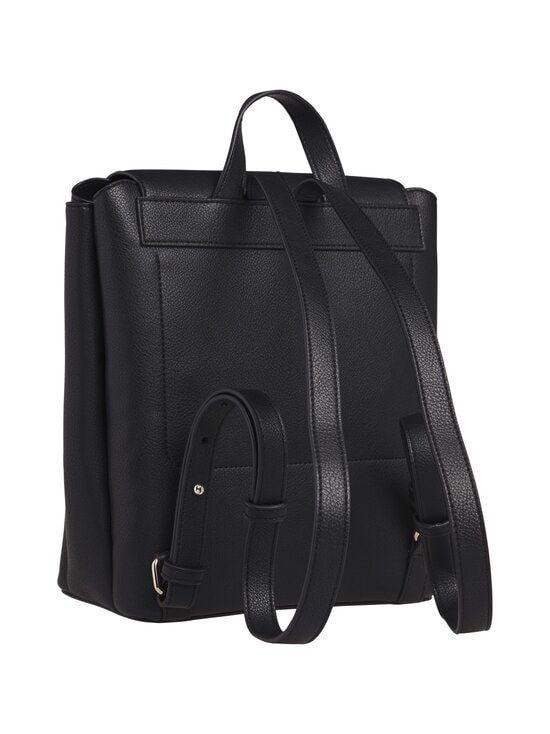 Tommy Hilfiger - Charming Tommy Backpack -reppu - 0GJ BLACK | Stockmann - photo 2