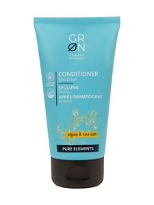 GRN - Pure Elements Conditioner Sensitive Algae & Sea Salt -hoitoaine 150 ml - null | Stockmann