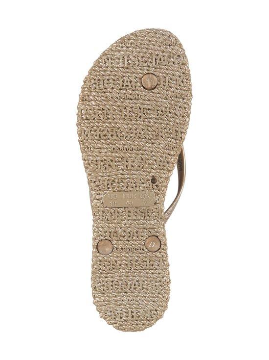 ILSE JACOBSEN - Flip-Flops With Glitter -sandaalit - 780 PLATIN | Stockmann - photo 3
