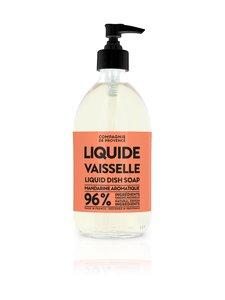 Compagnie de Provence - Liquide Dish Soap Aromatic Mandarin -tiskiaine 500 ml | Stockmann