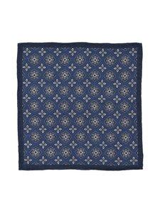 Olymp - Puuvilla-silkkitaskuliina - 14 NIGHT BLUE | Stockmann