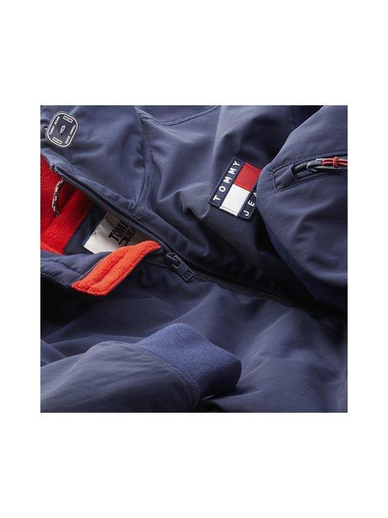 Tommy Jeans - Tommy Badge Padded Zip-Thru Jacket -takki - C87 TWILIGHT NAVY | Stockmann - photo 4