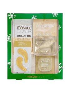 Masque Bar - Gold Foil Sheet Mask -lahjapakkaus - null | Stockmann