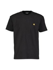 Carhartt WIP - Chase-paita - BLACK/GOLD | Stockmann