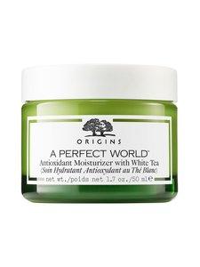 Origins - A Perfect World Antioxidant Moisturizer with White Tea -kosteusvoide 50 ml - null   Stockmann
