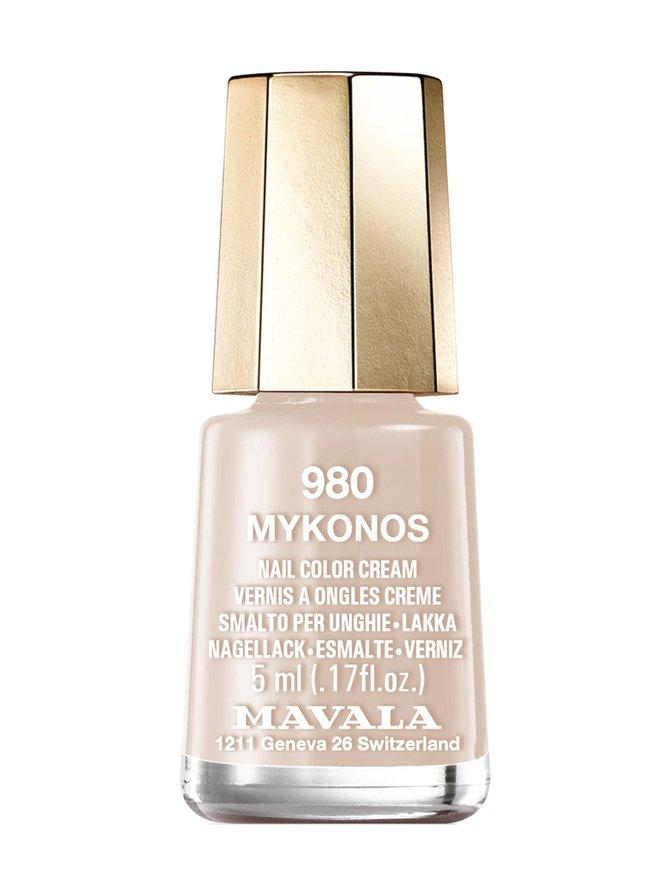 Mini Color Nail Polish Solaris Color´s -kynsilakka 5 ml