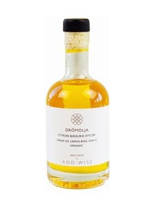 ADD:WISE - Drömölja Citron Basilika Vitlök -öljy 100 ml - null | Stockmann