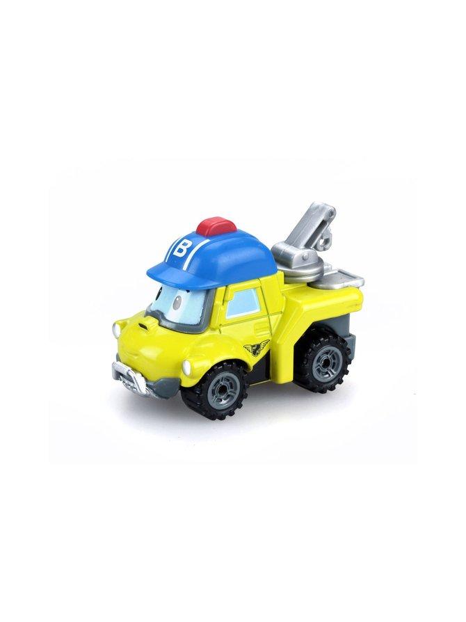 Metallinen auto, Bucky