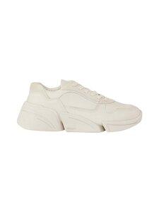 Kenzo - Kross Low -nahkasneakerit - 03 ECRU | Stockmann