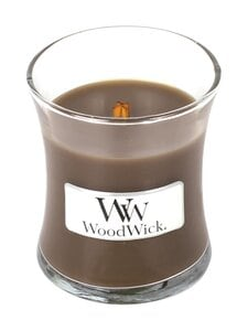 Woodwick - Oudwood Mini -tuoksukynttilä - DARK GREY | Stockmann