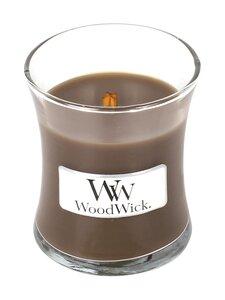 Woodwick - Oudwood Mini -tuoksukynttilä - DARK GREY | Stockmann