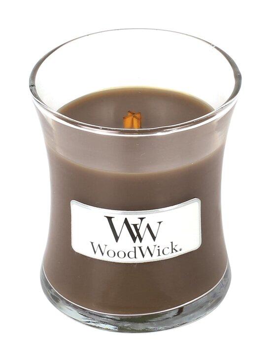 Woodwick - Oudwood Mini -tuoksukynttilä - DARK GREY | Stockmann - photo 1