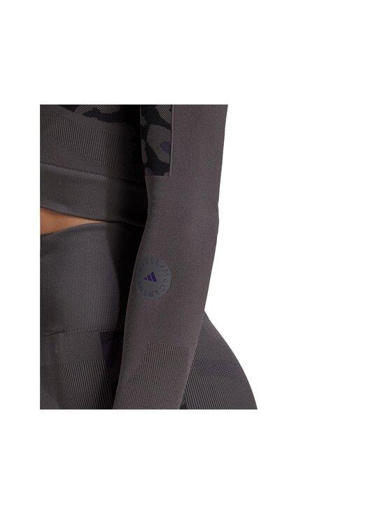 adidas by Stella McCartney - Truepur SL Crop -urheilupaita - GRANIT/BLACK | Stockmann - photo 7