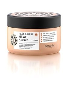 Maria Nila - Care & Style Head & Hair Heal Masque -hiusnaamio 250 ml | Stockmann