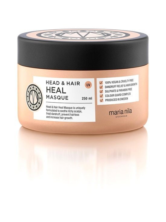 Maria Nila - Care & Style Head & Hair Heal Masque -hiusnaamio 250 ml - NOCOL | Stockmann - photo 1