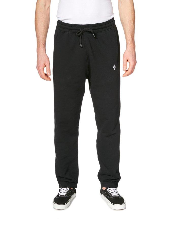Patch No Cuff Sweatpants -collegehousut