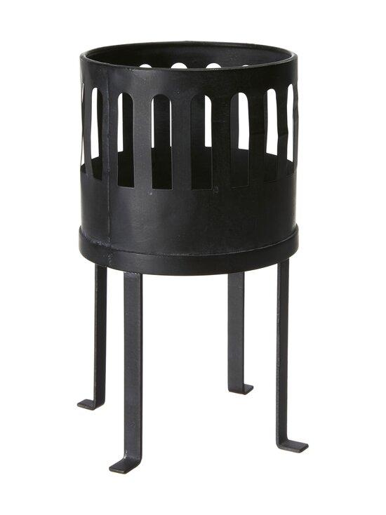 Wikholm Form - Ida -kynttilänjalka - BLACK   Stockmann - photo 1