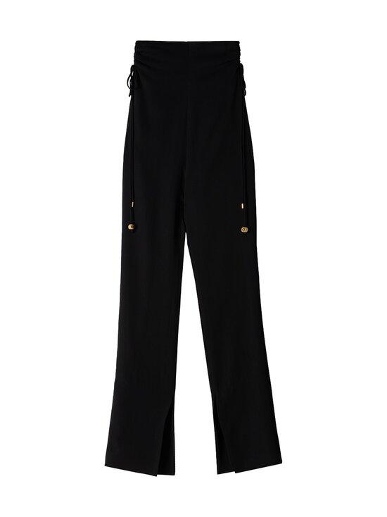 Nanushka - Leslie Pants -housut - BLACK | Stockmann - photo 1