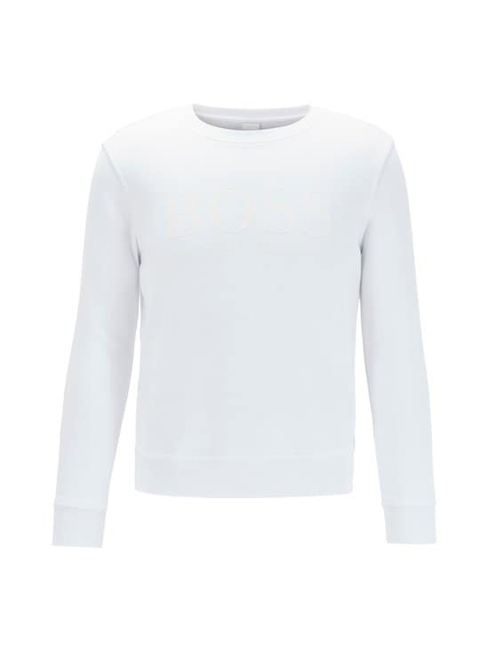 BOSS - Tastitch-collegepaita - 100 WHITE | Stockmann - photo 1