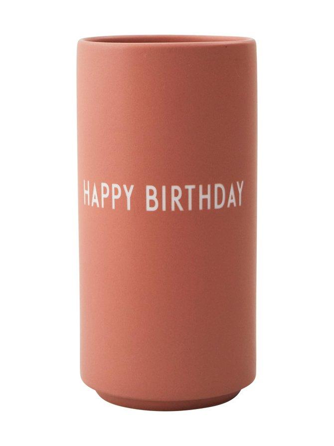 Favourite-maljakko, Happy Birthday