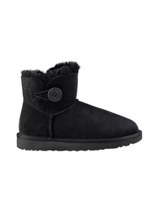 UGG - W Mini Bailey Button II -nilkkurit - BLACK | Stockmann