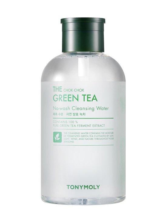 TONYMOLY - The Chock Chok Green Tea Cleansing Water -puhdistusvesi 700 ml - NOCOL | Stockmann - photo 1