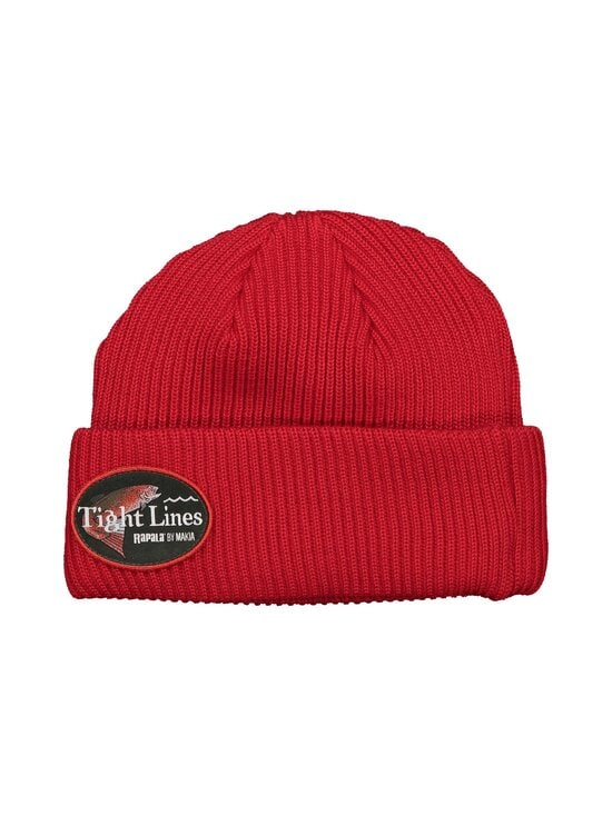 Makia - Makia x Rapala Tavastia Beanie -pipo - U82001 RED | Stockmann - photo 1