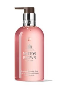 Molton Brown - Delicious Rhubarb & Rose Fine Liquid Hand Wash -käsisaippua 300 ml - null | Stockmann