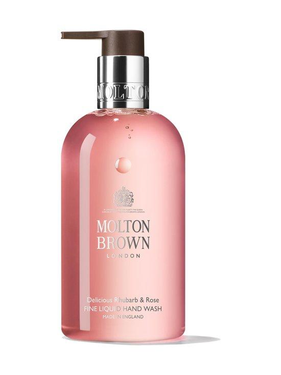 Molton Brown - Delicious Rhubarb & Rose Fine Liquid Hand Wash -käsisaippua 300 ml - NOCOL | Stockmann - photo 1