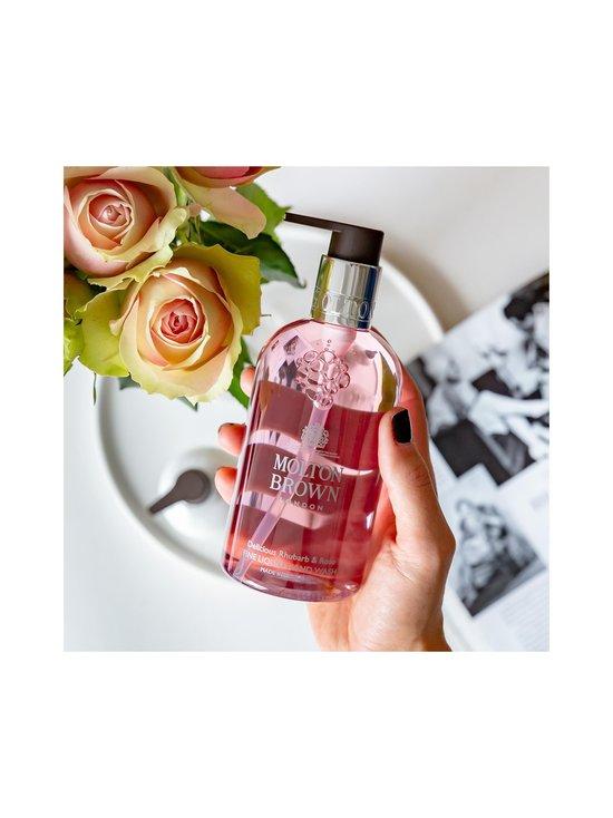 Molton Brown - Delicious Rhubarb & Rose Fine Liquid Hand Wash -käsisaippua 300 ml - NOCOL | Stockmann - photo 6
