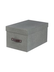 Bigso Box - Vilgot-säilytyslaatikko - C64 GREY | Stockmann