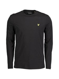 Lyle & Scott - LS Crew Neck T-Shirt -paita - Z865 JET BLACK | Stockmann