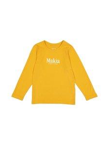 Makia - Strait-paita - WARM YELLOW | Stockmann