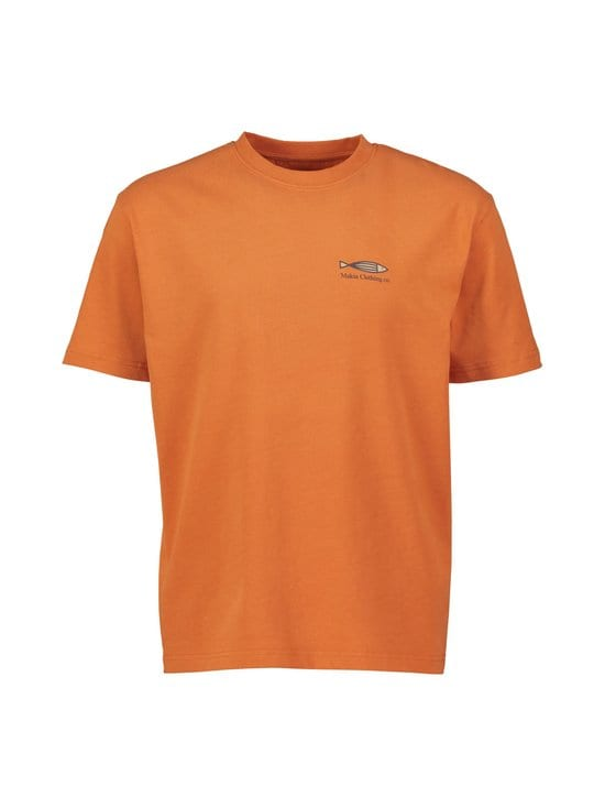 Makia - Fiskari T-Shirt -paita - 375 COPPER | Stockmann - photo 1