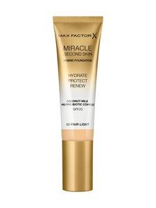 Max Factor - Miracle Second Skin Foundation -meikkivoide 30 ml   Stockmann