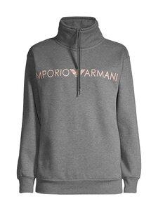 Emporio Armani - Collegepaita - 06749 DARK GREY MELANGE | Stockmann