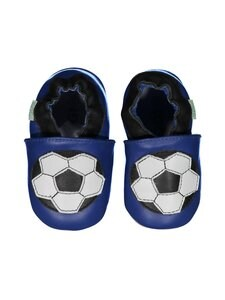 Bogi - Football-nahkatossut - BLUE | Stockmann