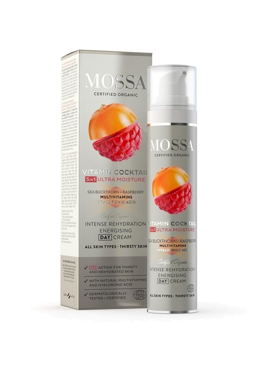 Mossa - Vitamin Cocktail -päivävoide 50 ml - null | Stockmann - photo 1